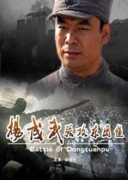 杨成武强攻东团堡