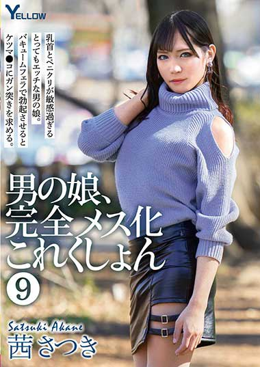 HERY-111男娘完全化-茜さつき(骑兵)